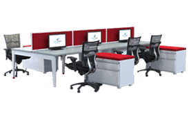 Furniture Wholesale Group Desking Systems