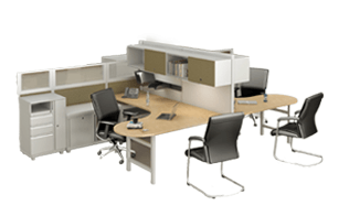 Furniture Wholesale Group Workstations